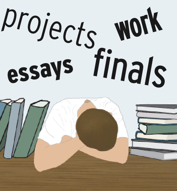 Stress Among College Students Essay - 2049 Words