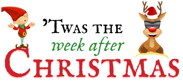 Twas The Week After Christmas By Dan Nelson Calvary