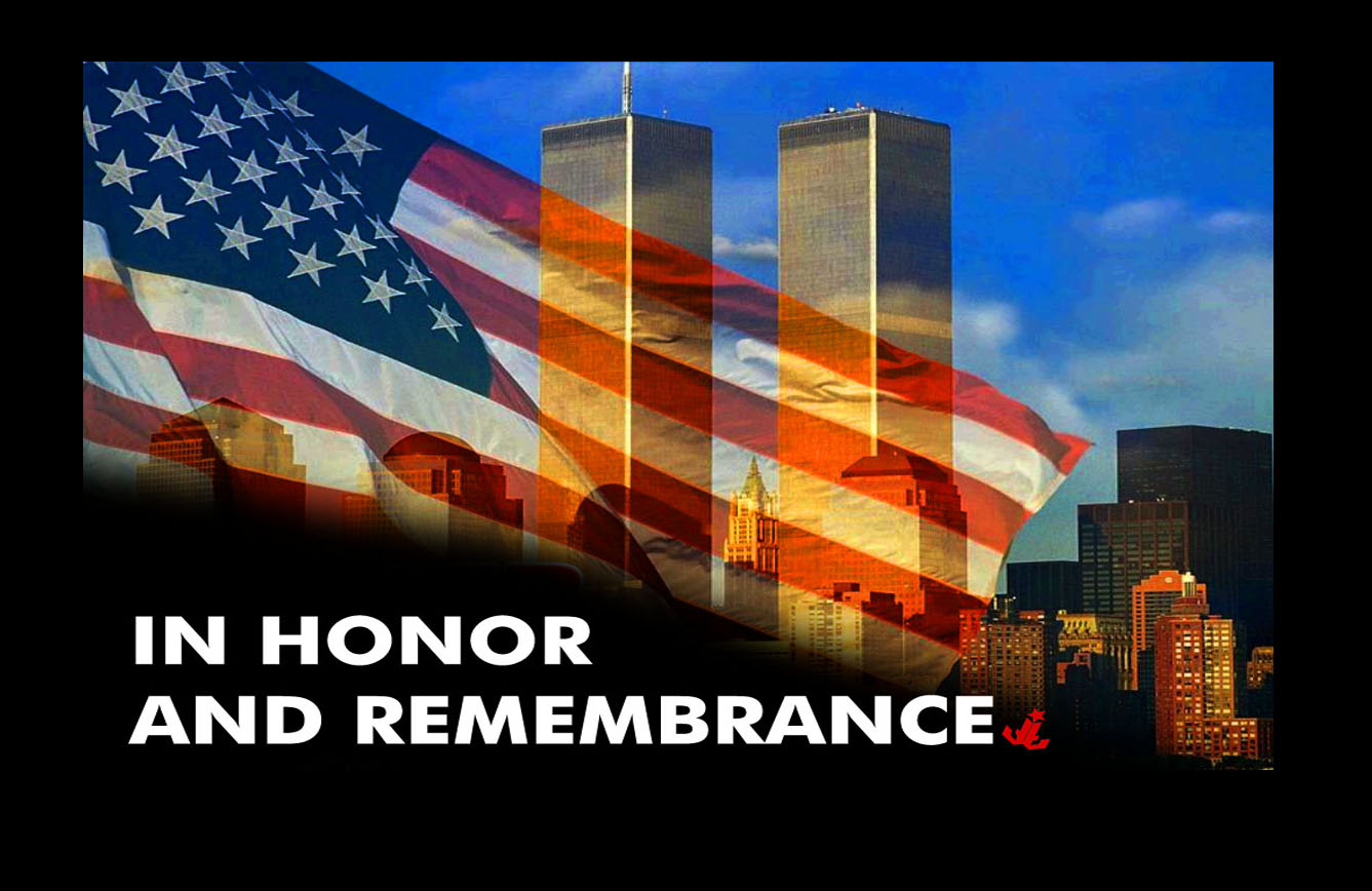 9 11 Let Us Never Forget By Dan Nelson Calvary Chapel